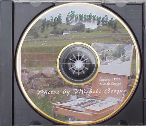 Irish Countryside CD Album